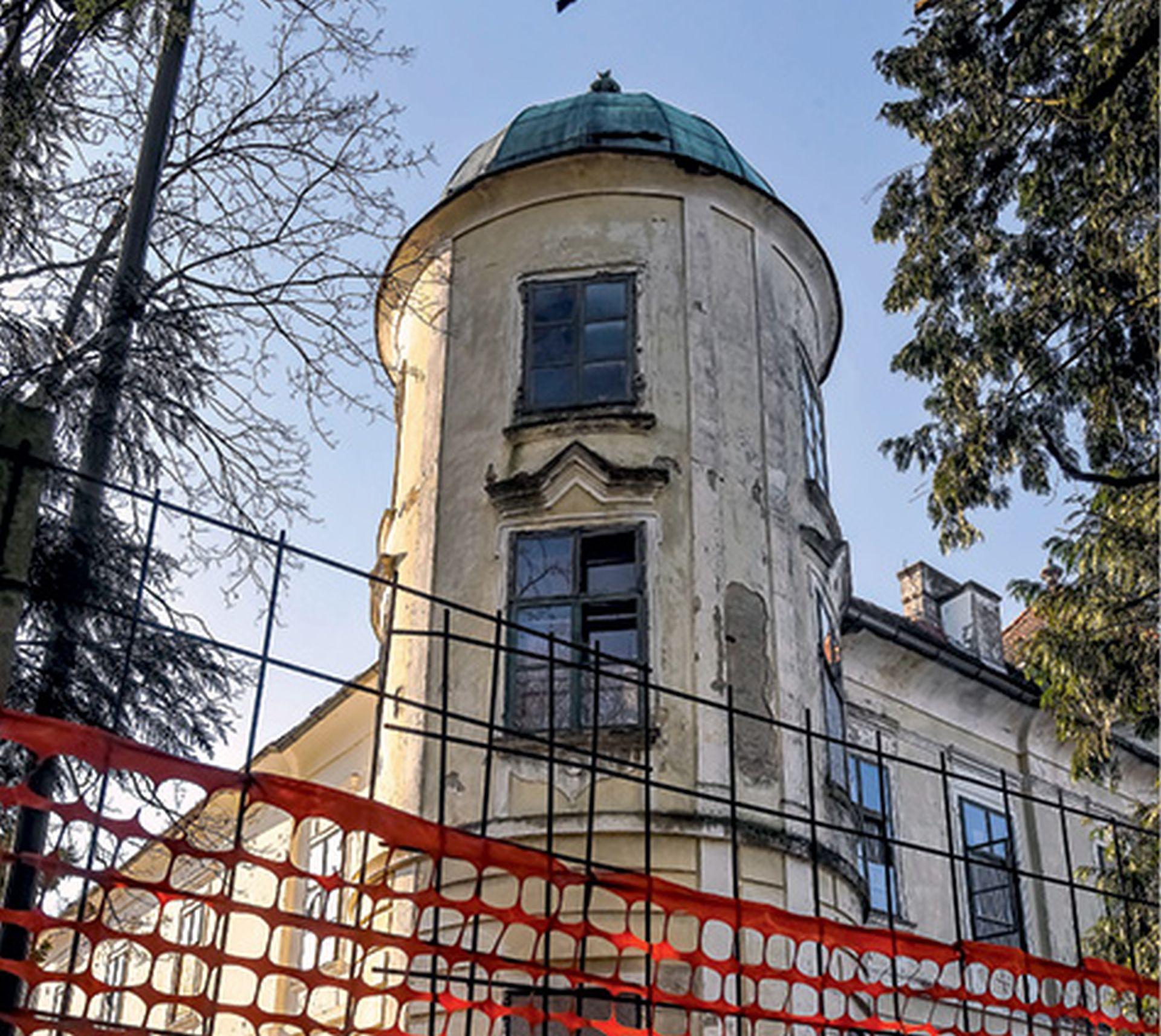 DOSSIER: Tajna propasti najljepših hrvatskih dvoraca