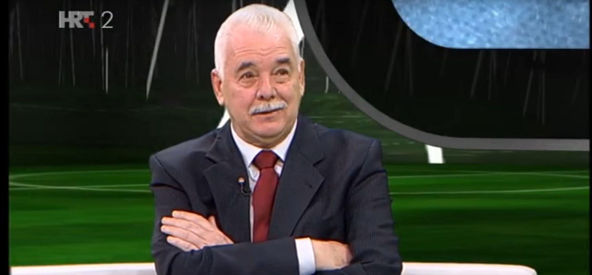 """OBEĆANJE BEUSANA """"Obrijat ću brkove ako Hrvatska bude prvak svijeta"""""""