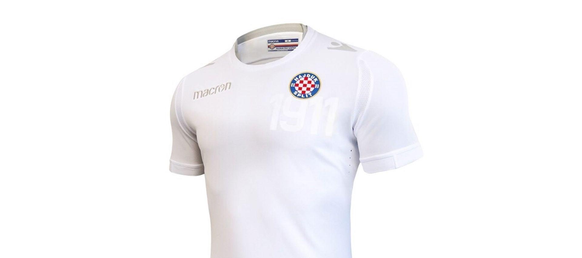 VIDEO: Na Marjanu predstavljeni novi dresovi Hajduka
