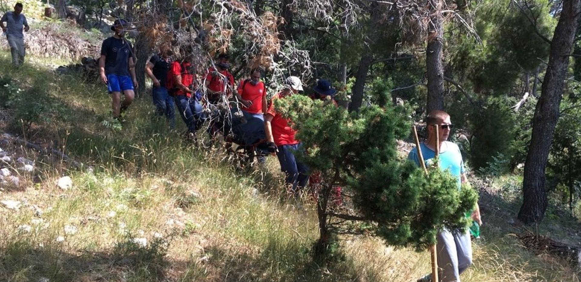 Potraga na Rabu završena pronalaskom tijela nestale osobe