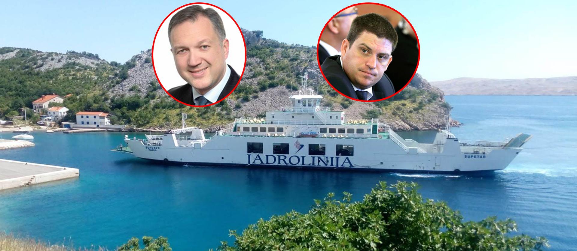 EKSKLUZIVNO Novi dokumenti: Odgovor šefa Jadrolinije Davida Sopte ministru Olegu Butkoviću