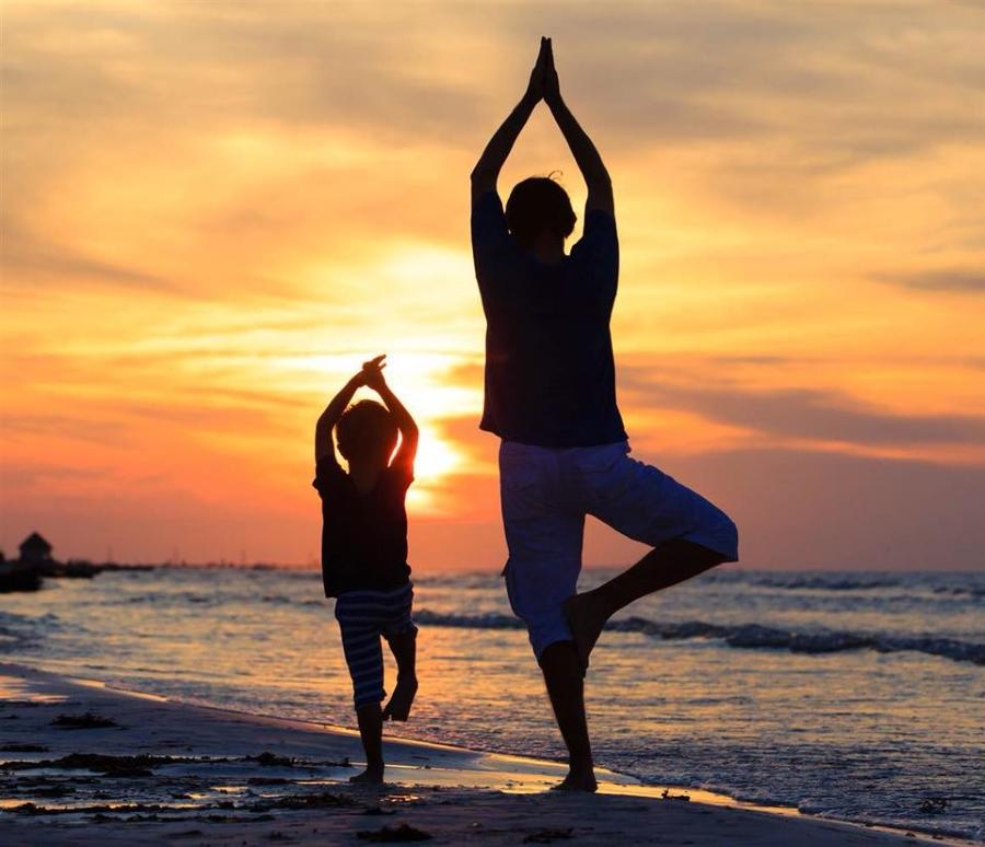 VIDEO: Odmorite se uz jednostavne vježbe beach-yoge