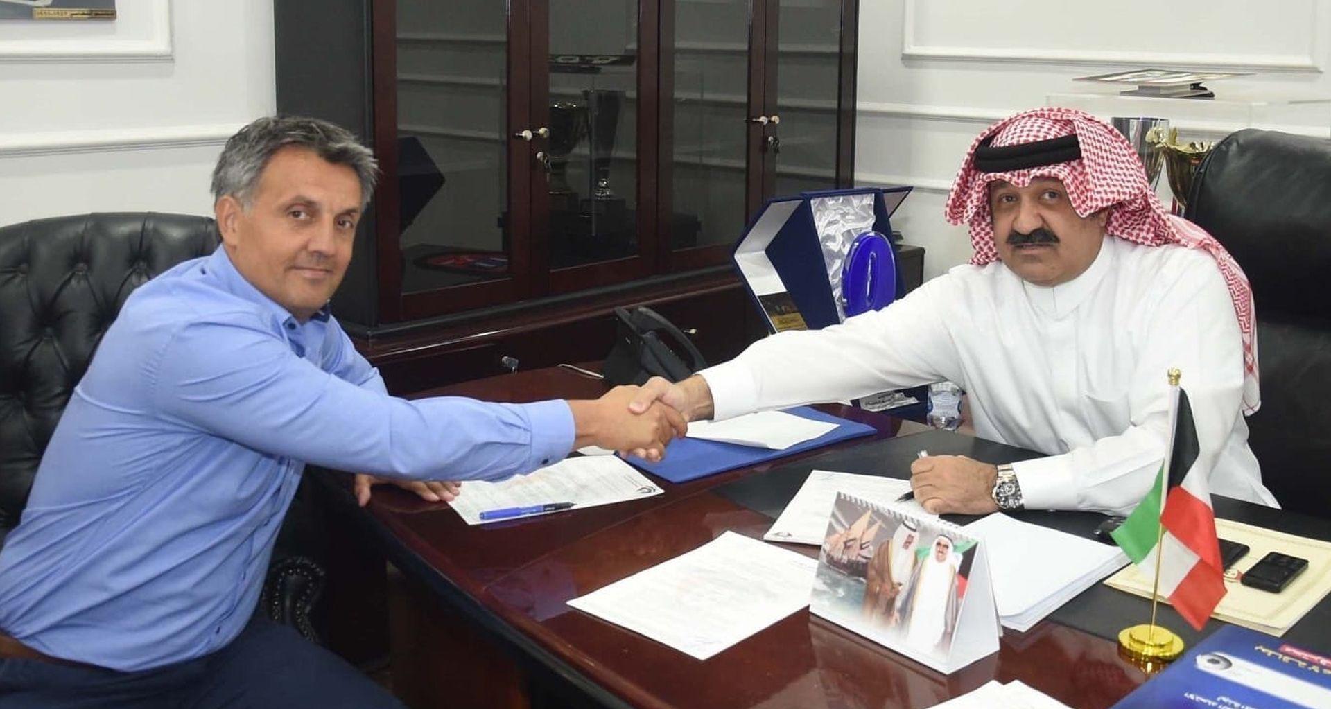 Romeo Jozak novi izbornik Kuvajta