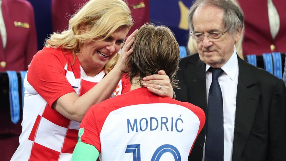 Luka Modrić od izbjeglištva do najboljeg igrača svijeta!