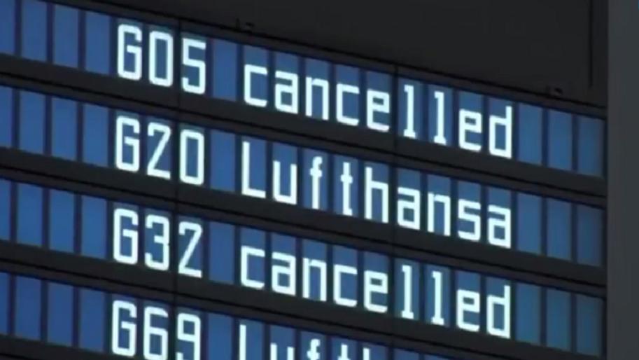 MUENCHEN Kaos na aerodromu, žena se prošuljala kroz kontrolu