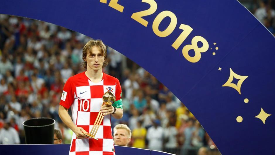Modrić opet u užem krugu za najboljeg veznjaka Lige prvaka