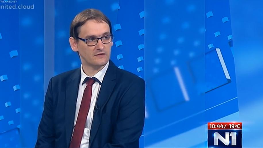 """POTJERANI VUČETIĆ: """"MOST je desničarska, klijentelistička, elitistička stranka"""""""