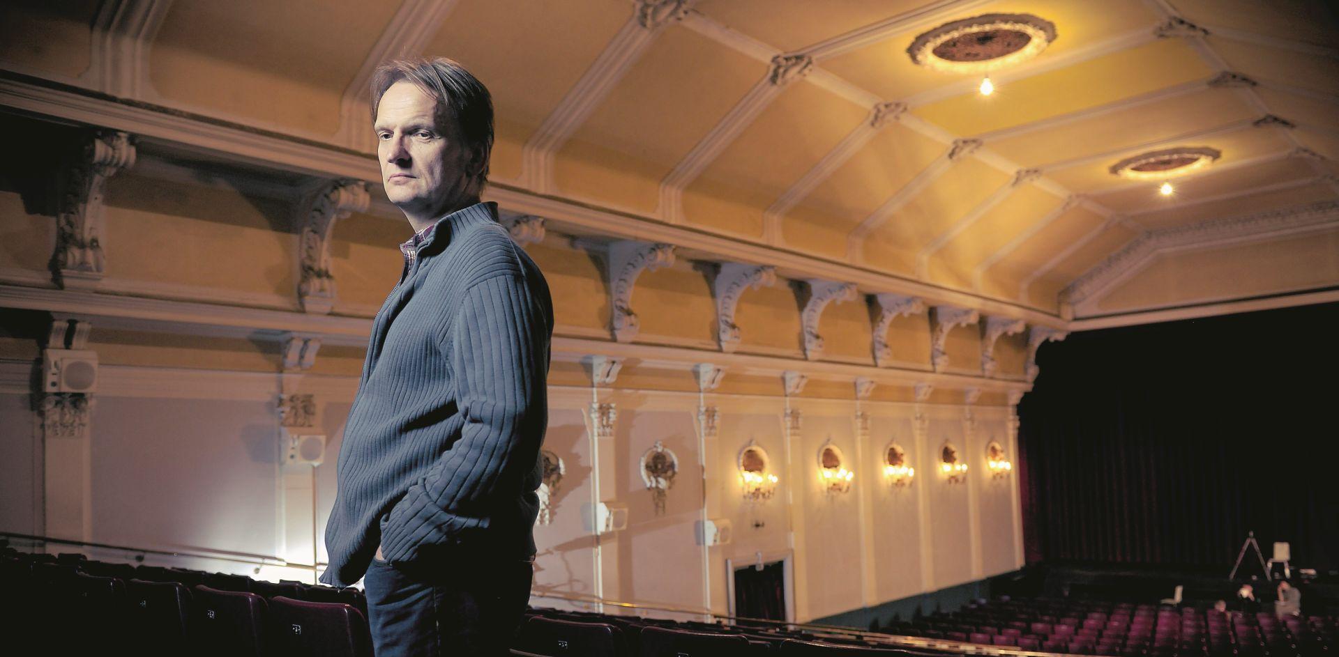 Nova premijera Montažstroja na Festivalu Miroslav Krleža