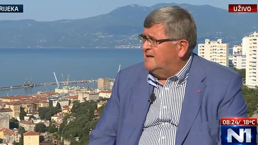 """OBERSNEL """"Imam bolje odnose s Plenkovićem nego s Bernardićem"""""""