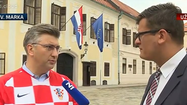 """PLENKOVIĆ: """"Moramo izgraditi nacionalni stadion"""""""