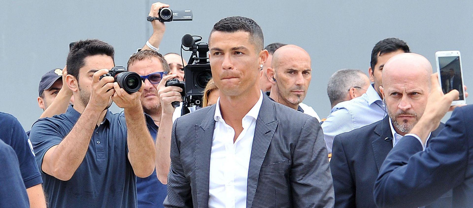 IZBJEGAO ZATVOR Cristiano Ronaldo se nagodio sa španjolskim sudom
