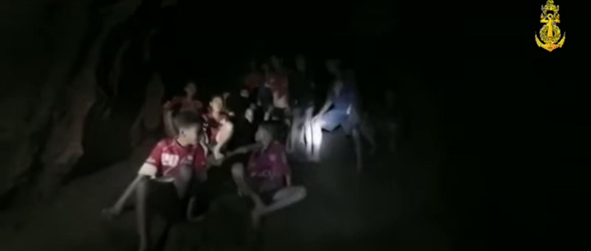 VIDEO: Spasioci ne znaju kako će izvući dječake, ronjenje bi moglo biti smrtonosno