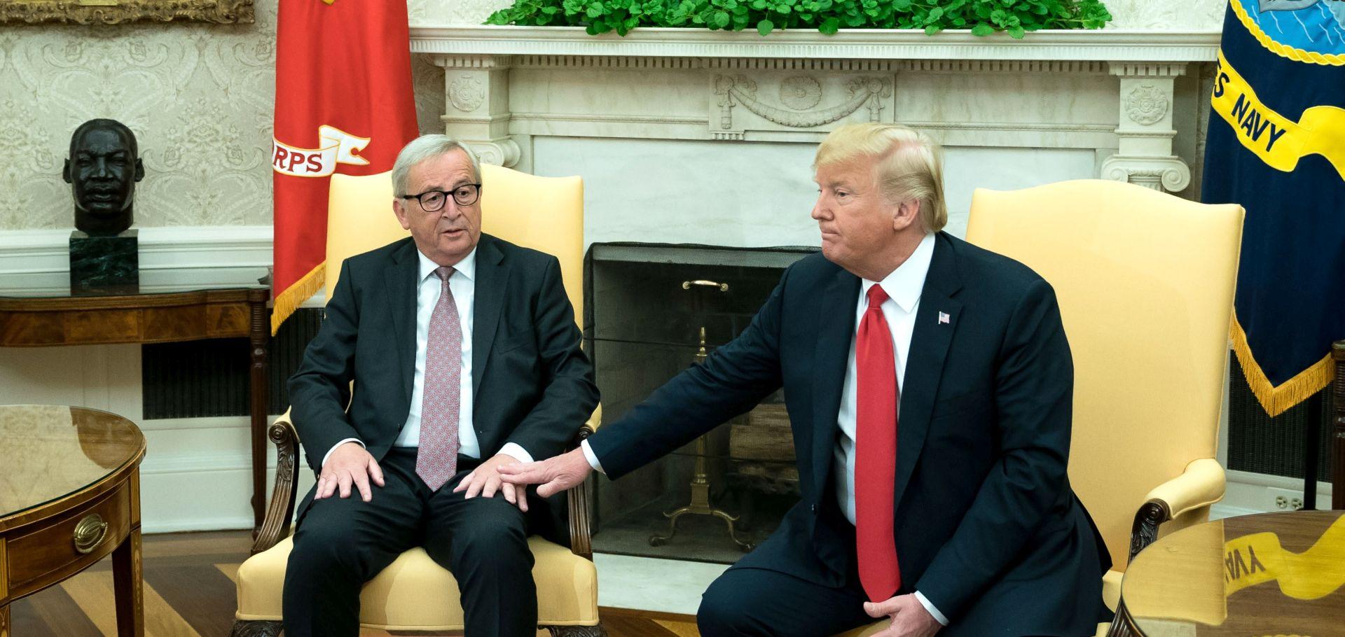 SAD i EU Trgovinsko primirje, pozornost prema Kini