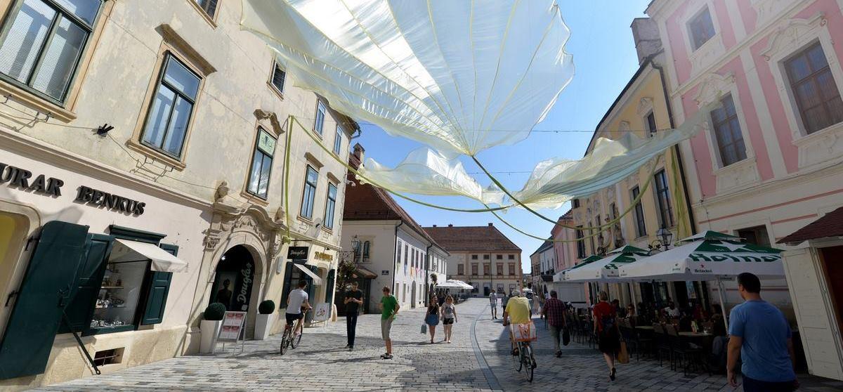 ŠPANCIRFEST Sve je spremno za veliki varaždinski urbani festival