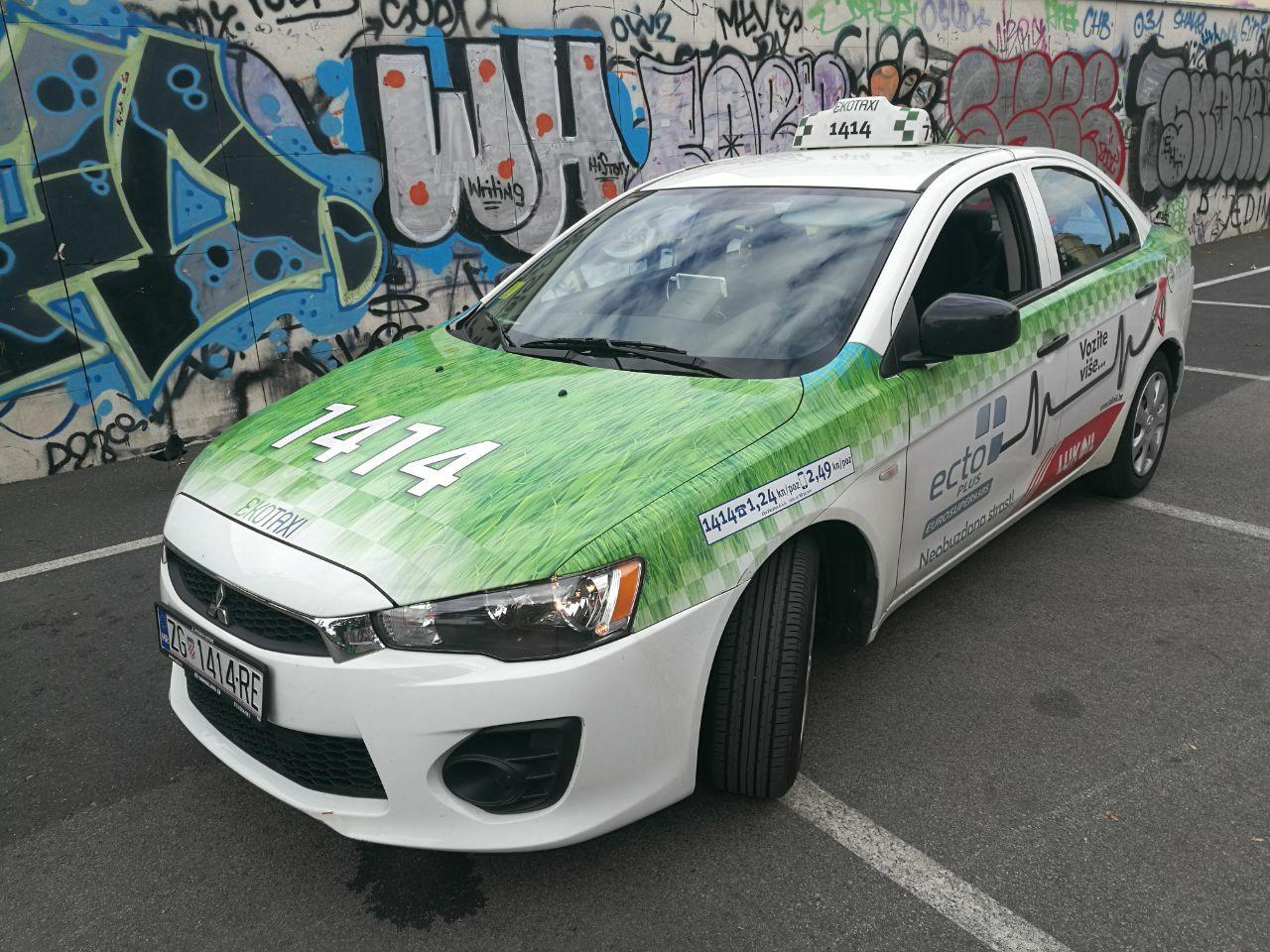 Eko Taxi osigurava besplatan prijevoz za novorođenčad u Splitu i Dubrovniku