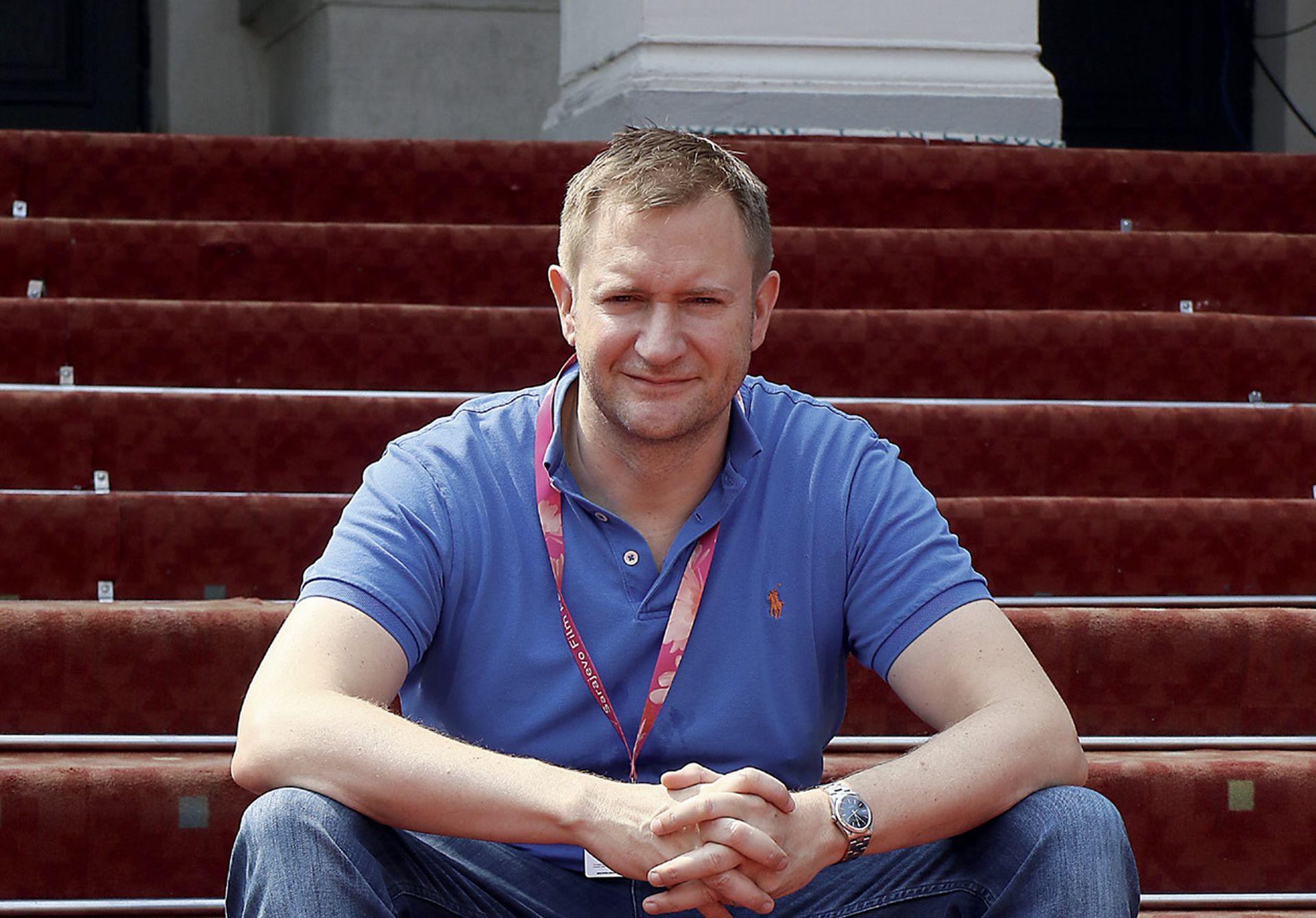 GOODRIDGE 'Film je snažno oružje istine, a to je Sarajevo prepoznalo'