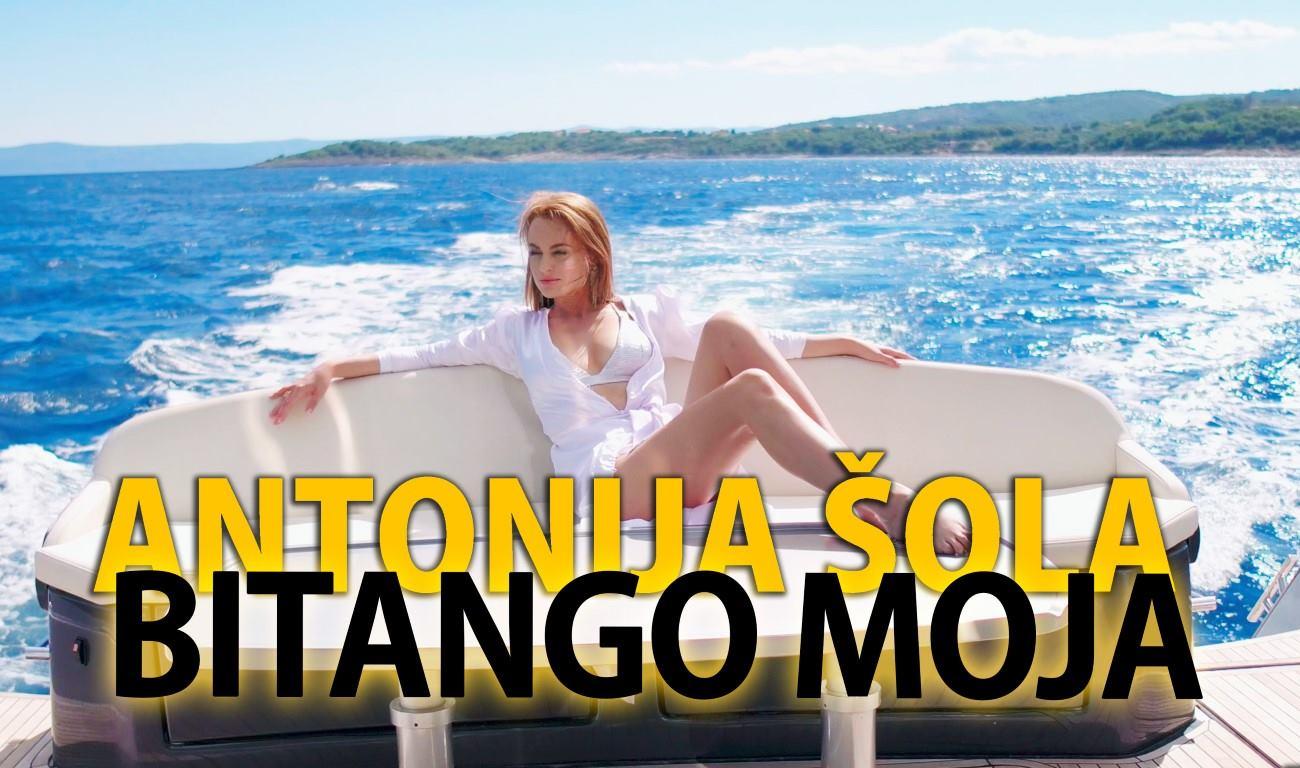 FOTO: VIDEO: Novi ljetni hit hrvatske kantautorice Antonije Šole