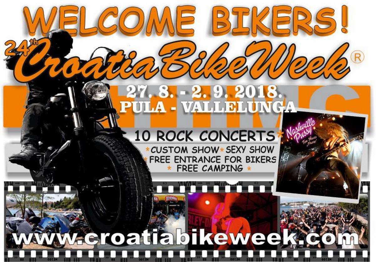 Finale ljeta na jednom od najvećih europskih rock&ride okupljanja