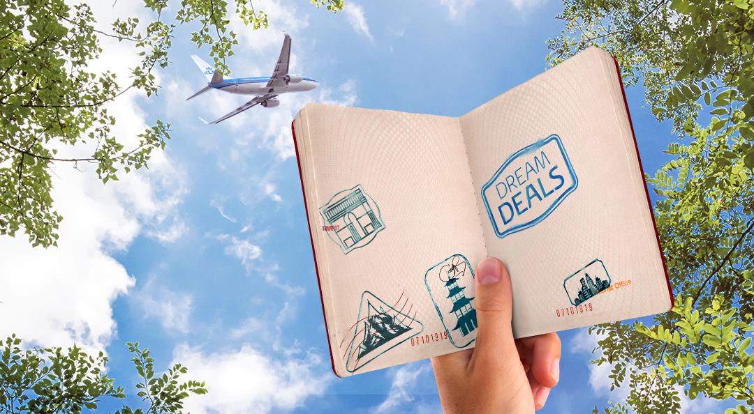 Zrakoplovne kompanije Air France i KLM pozivaju na putovanje
