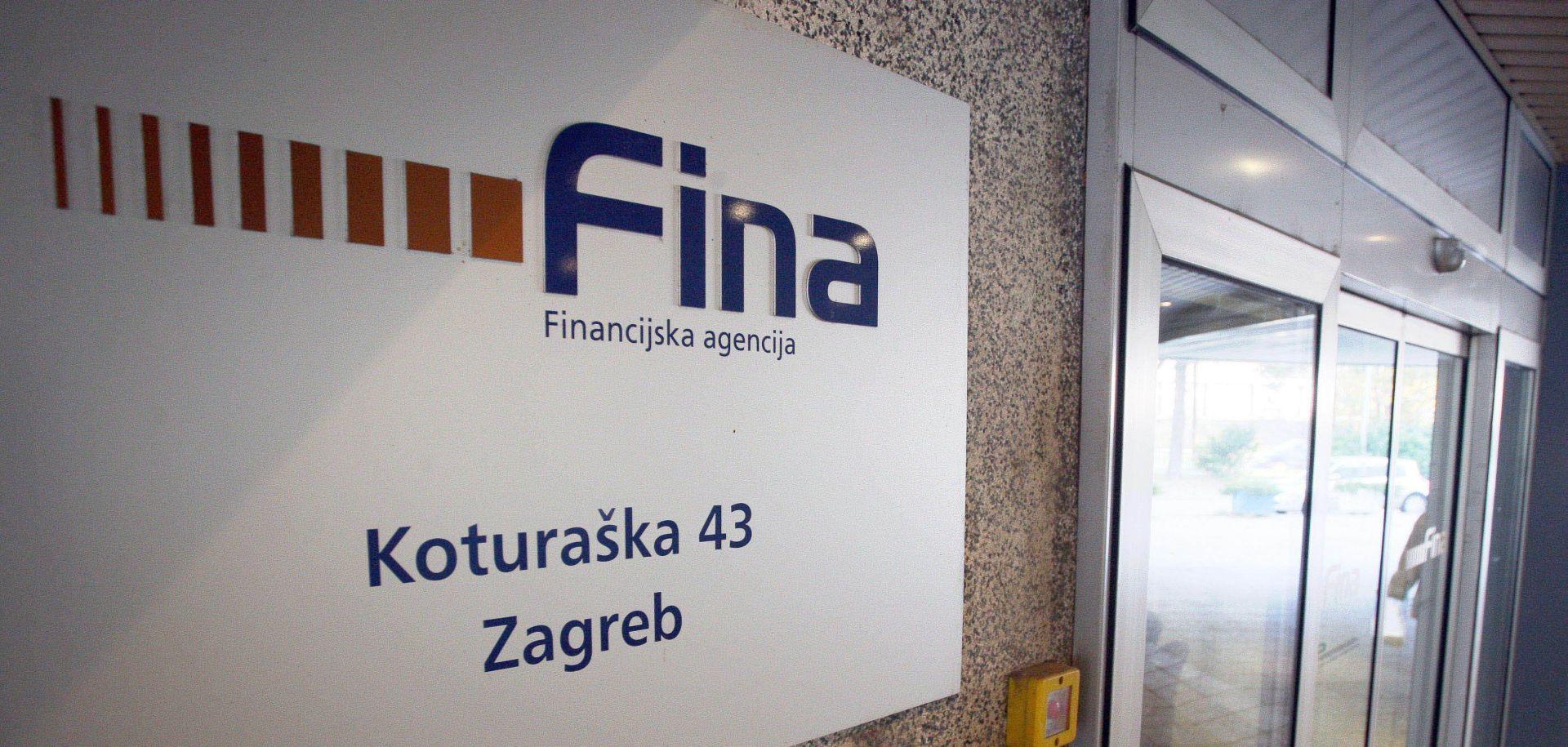 FINA Osobni stečaj zatražilo 1.212 građana i 3 obrtnika