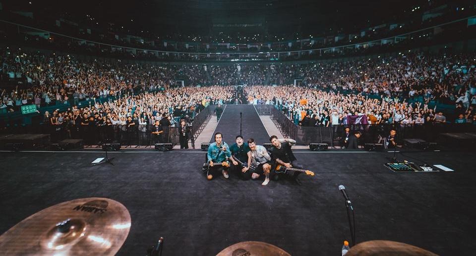 VIDEO: Razni nastupi i cover izvedba grupe 'Fall Out Boy'