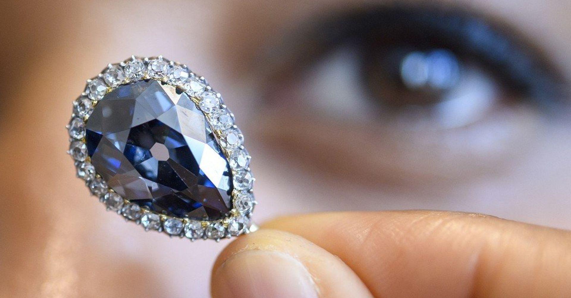 Rijetki plavi dijamanti možda su najdublja Zemljina tajna