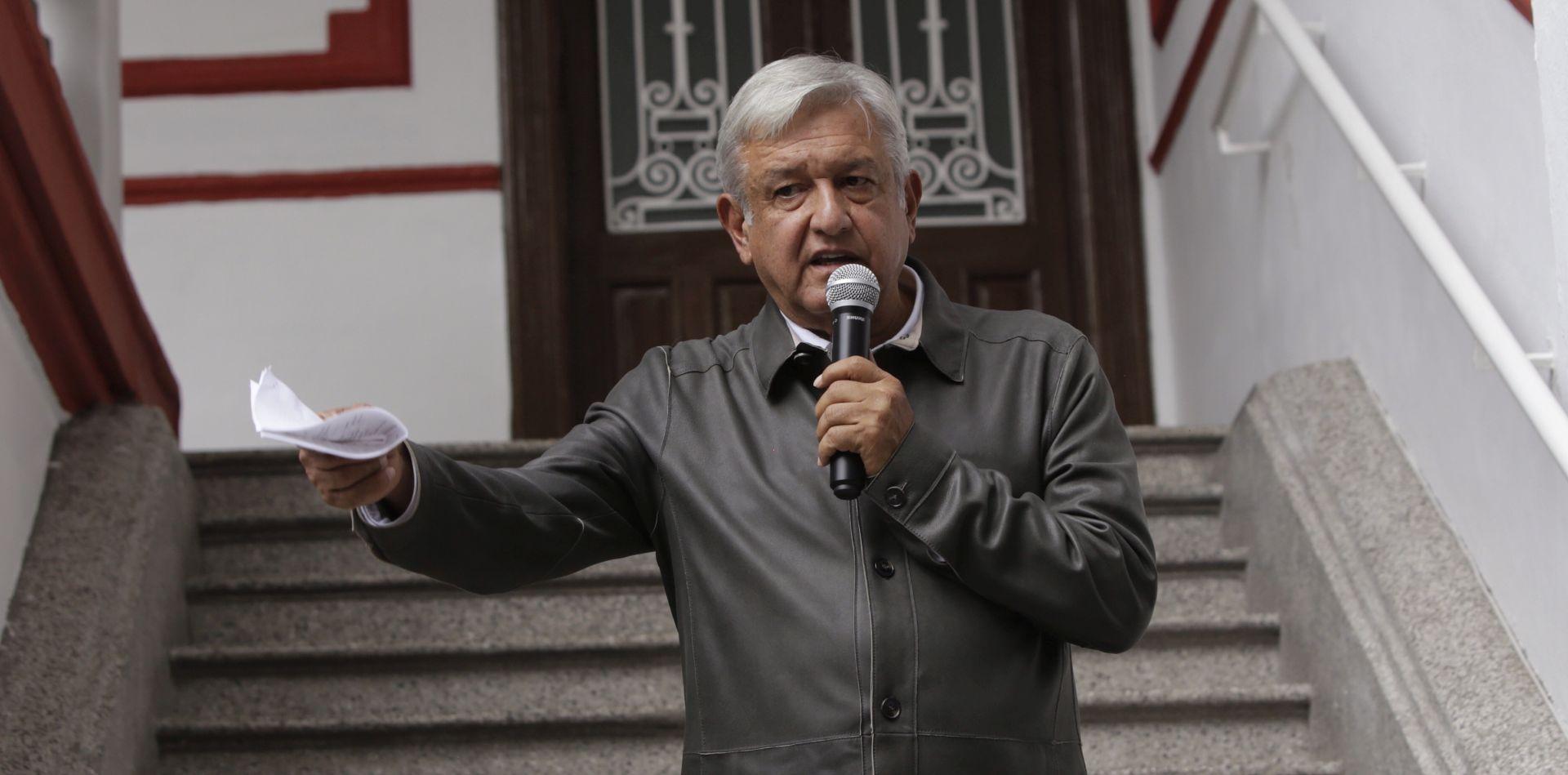 Novi meksički predsjednik odrekao se naoružanih tjelohranitelja