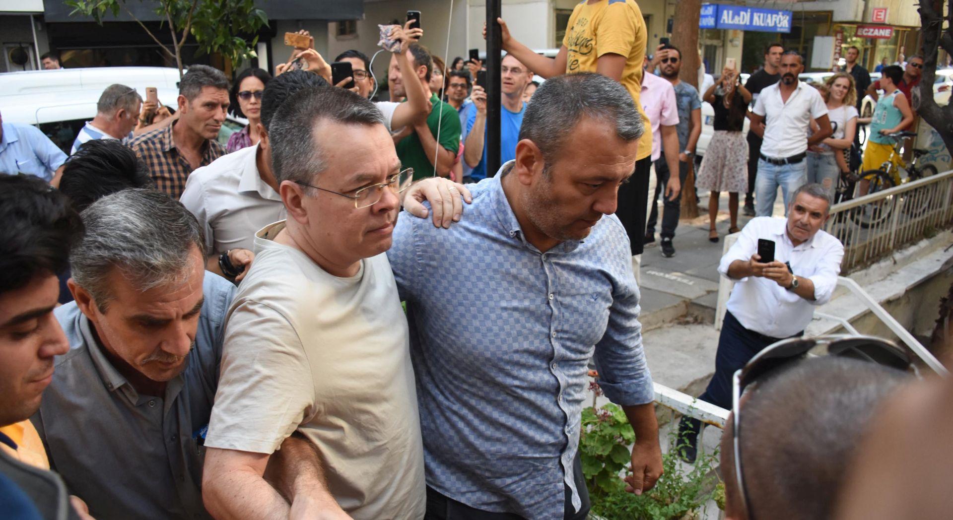 Pucano na američko veleposlanstvo u Ankari
