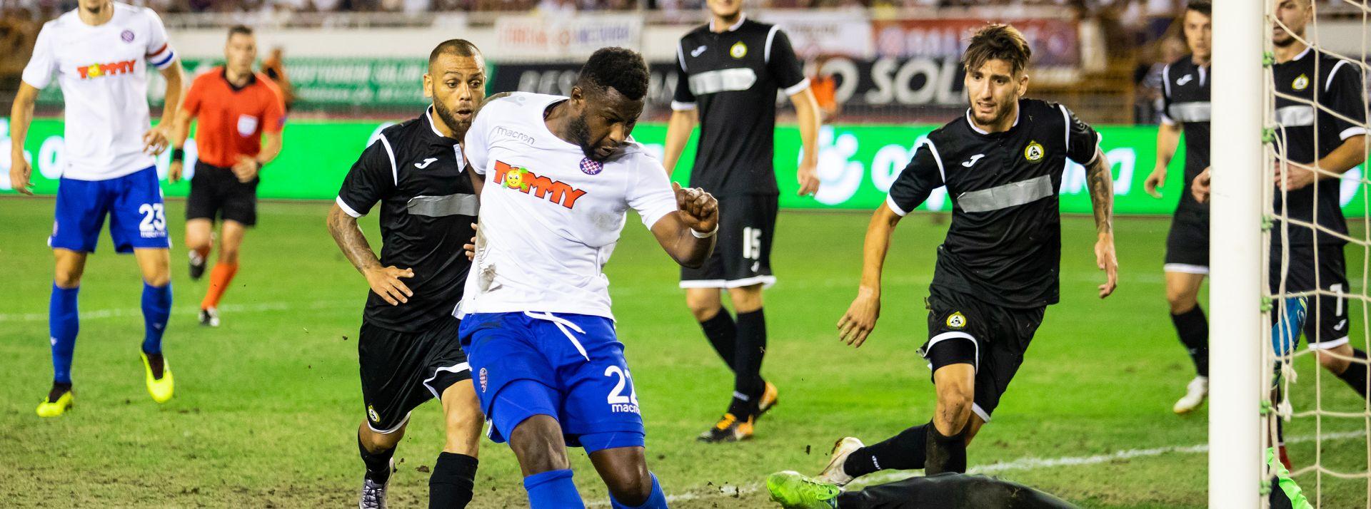 Saidu četiri utakmice, kazne i za Hajduk i Goricu