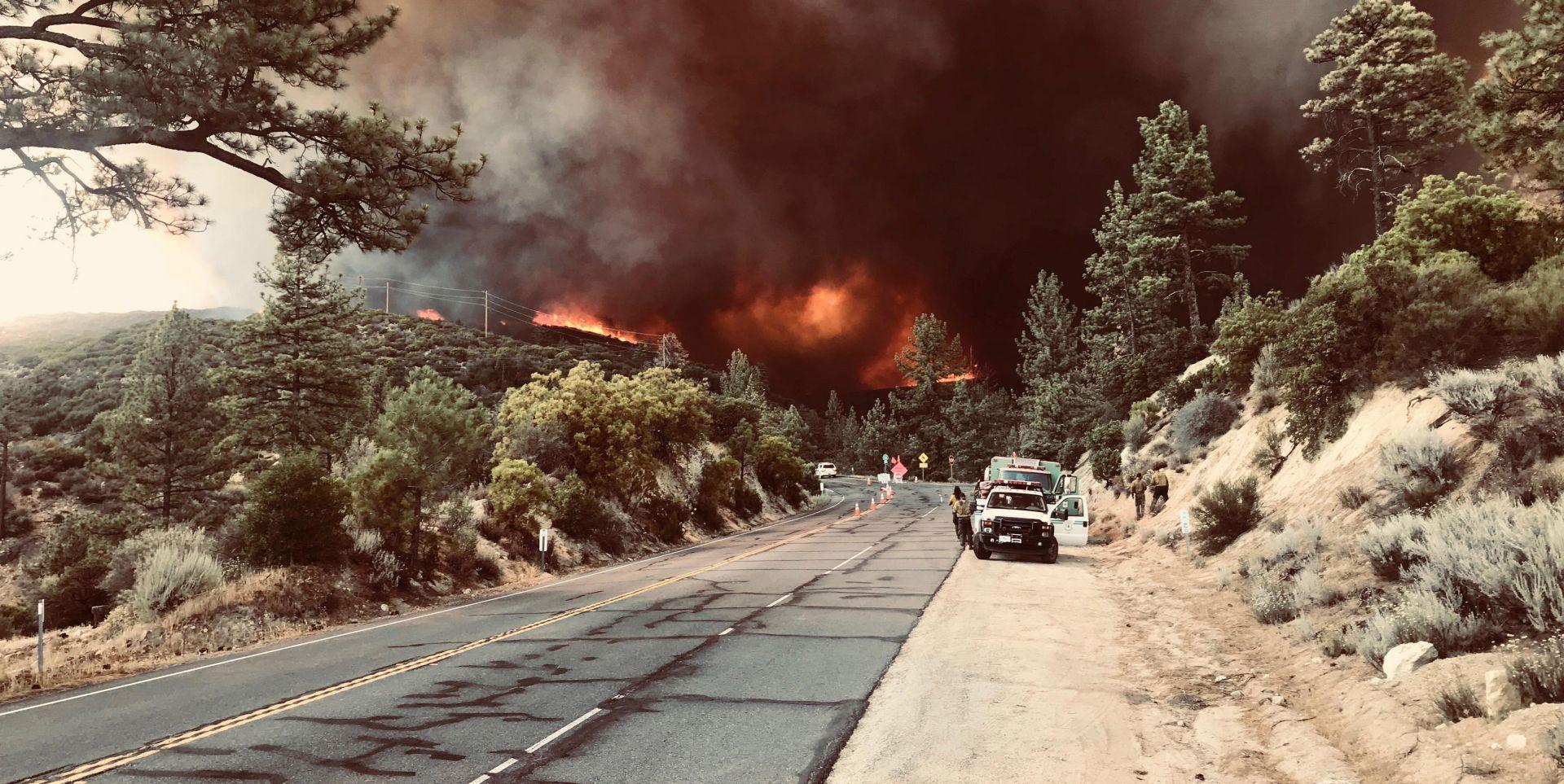 Divovski požari u Kaliforniji nastavljaju harati