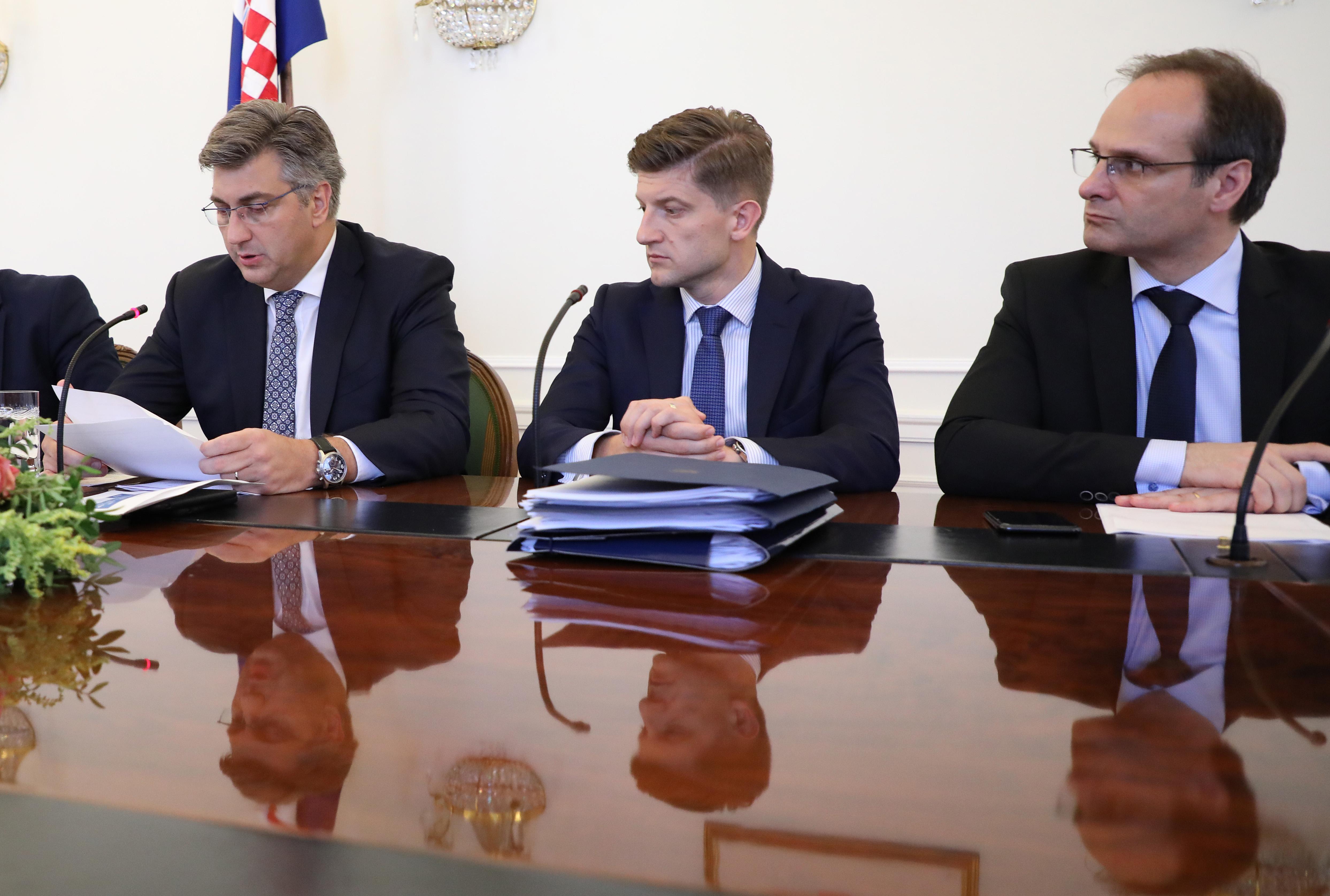 """MARIĆ """"Za početak 2019. planiramo dodatno porezno rasterećenje od 2,7 milijardi kuna"""""""