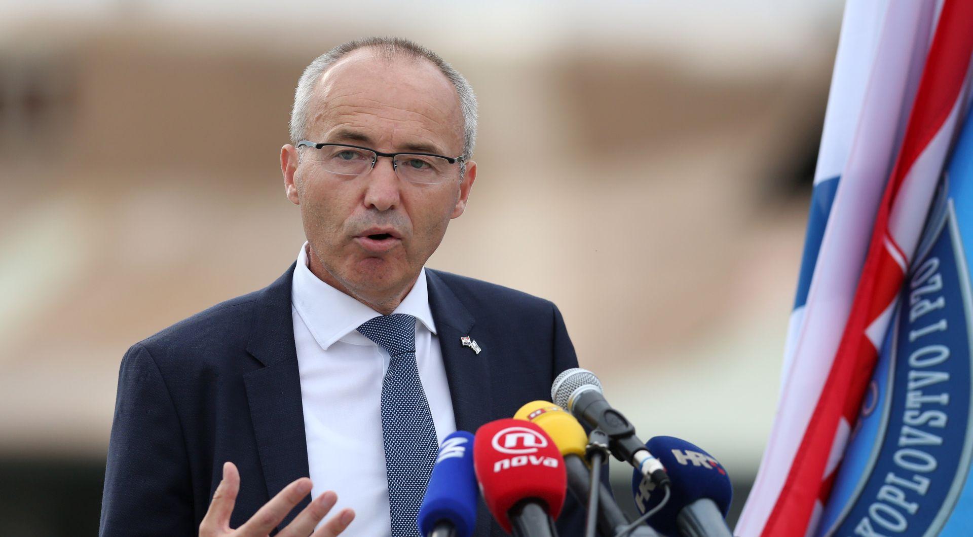 """KRSTIČEVIĆ """"Zajedništvo treba lađarima, ali i cijeloj Hrvatskoj"""""""