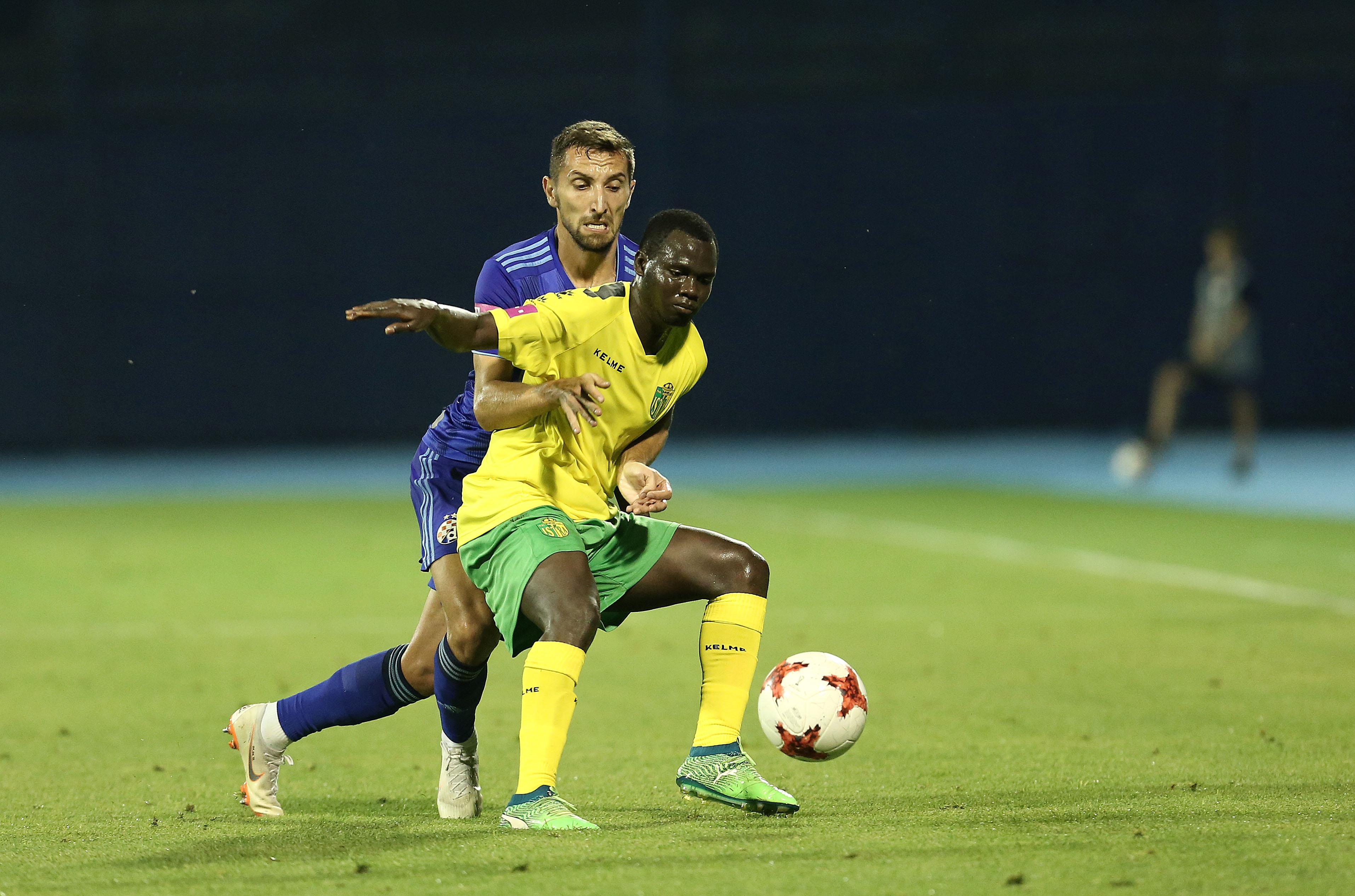 Dinamo uvjerljiv protiv Istre za prvu pobjedu