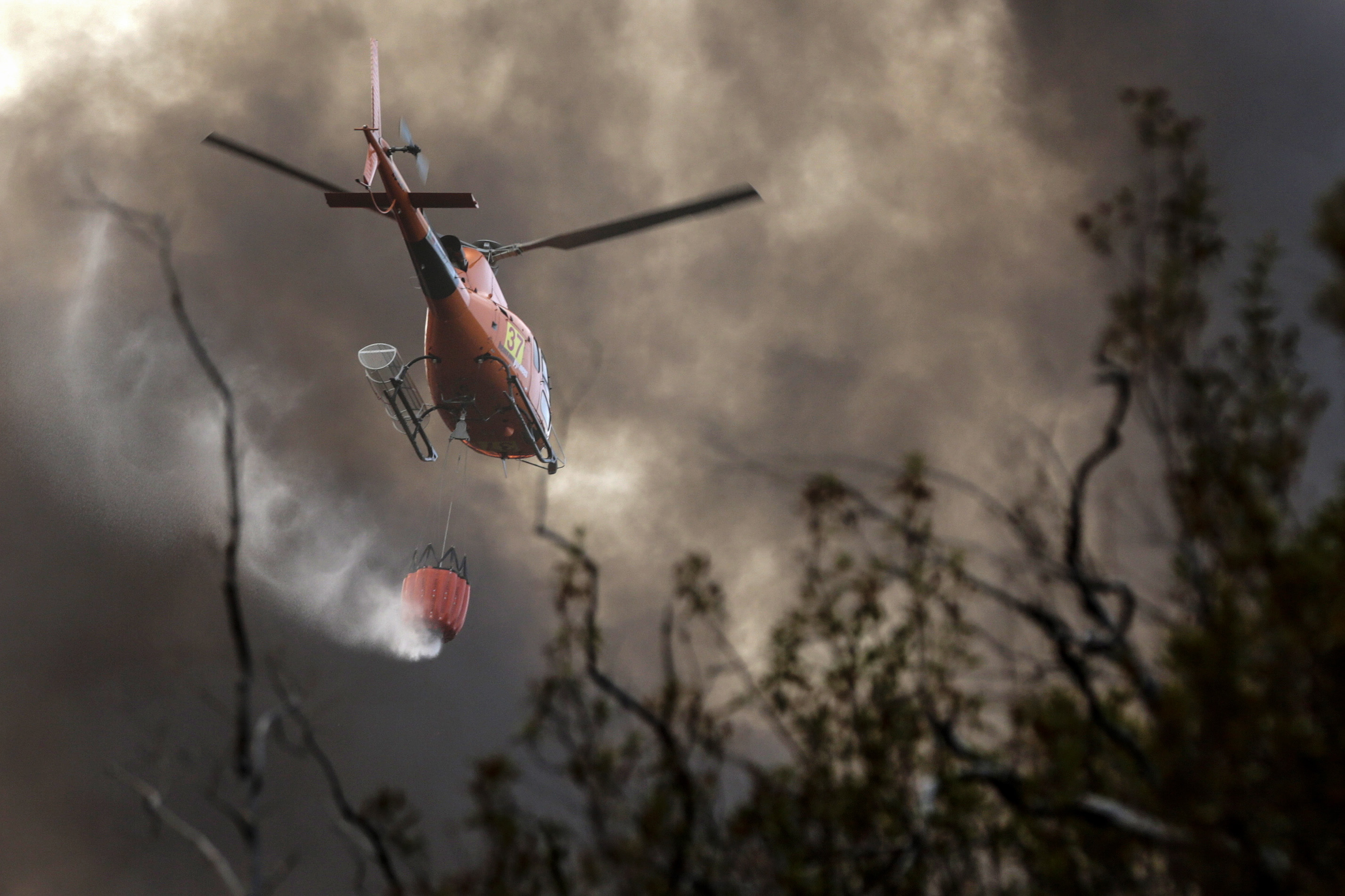 Portugal se bori s požarima i rekordnim temperaturama