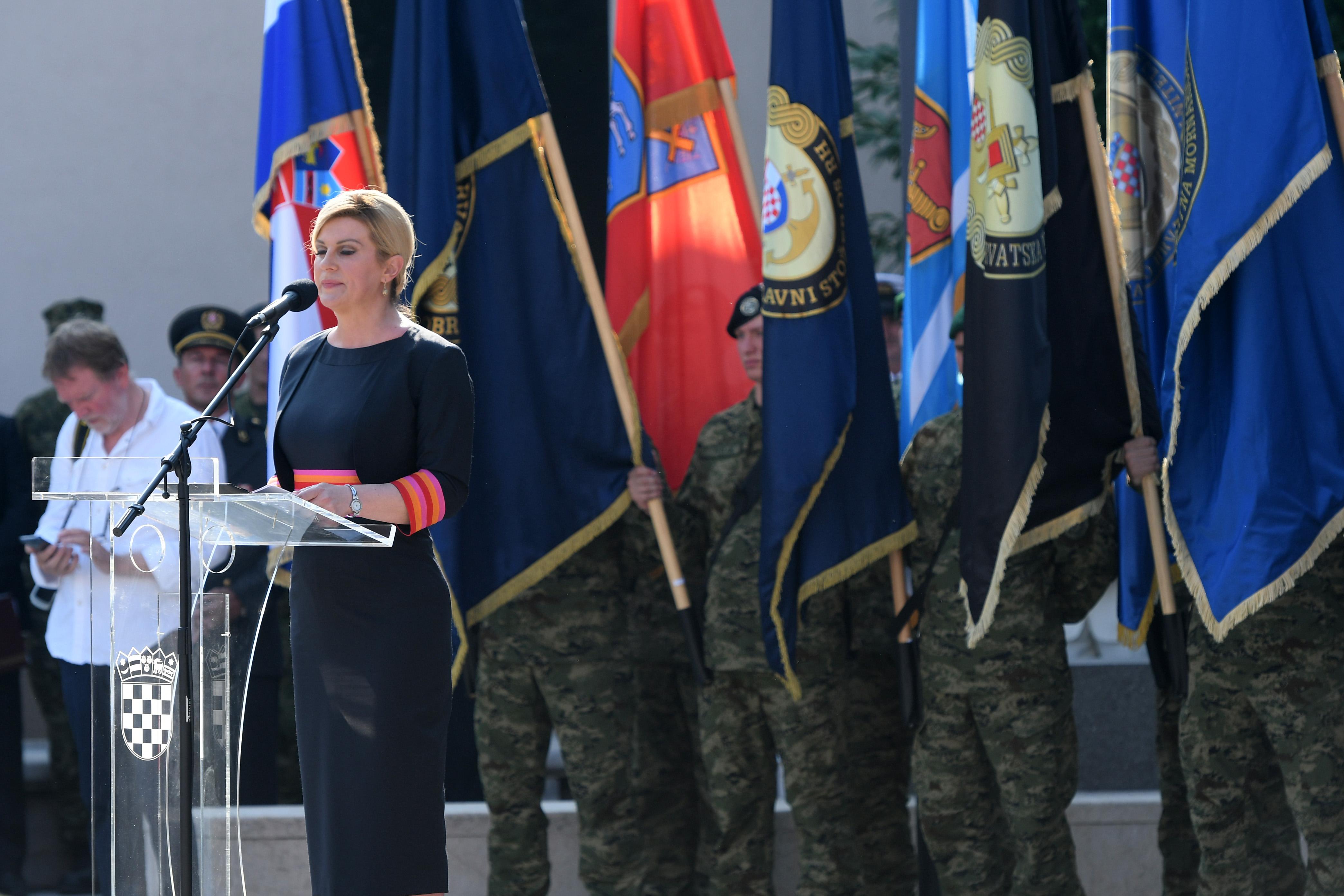 GRABAR-KITAROVIĆ 'Oluja je školski primjer uspješno vođene vojne operacije'
