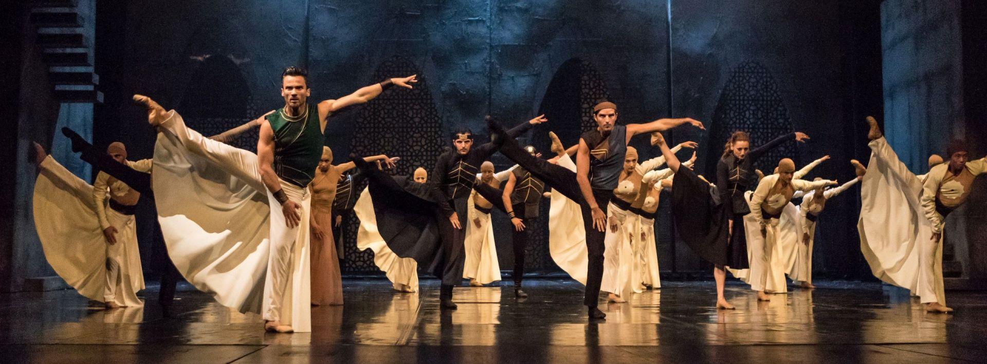 Balet splitskog HNK na 69. Dubrovačkim ljetnim igrama