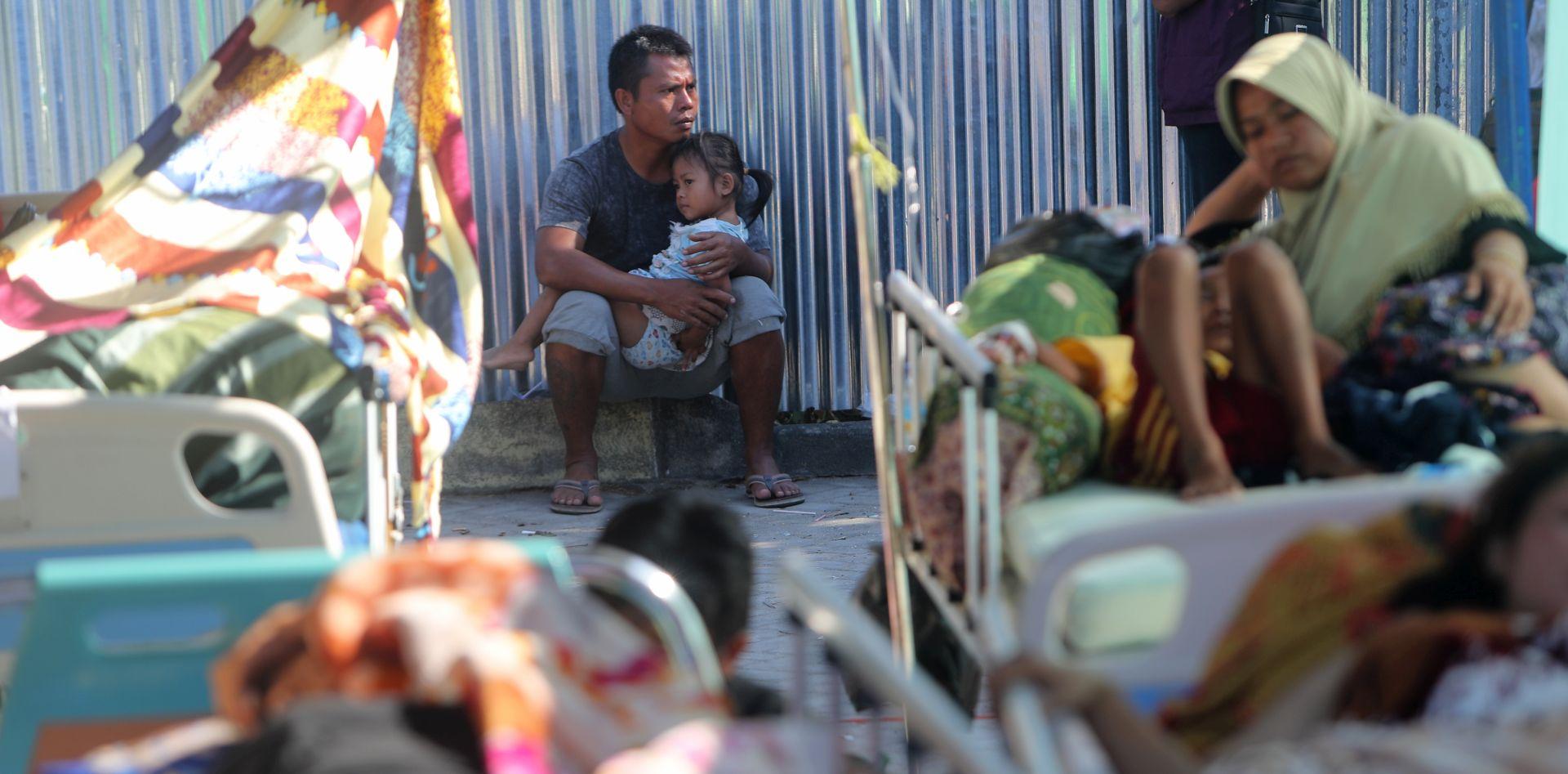 Novi potres magnitude 6,2 na Lomboku