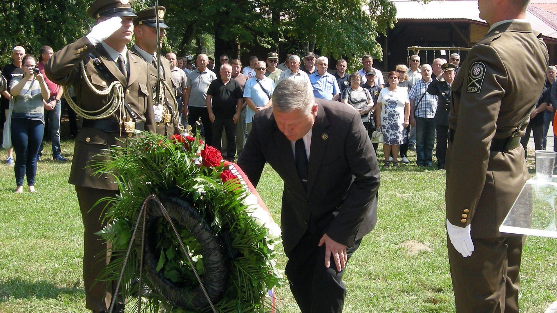 Predaja 21. krajiškog korpusa u Gornjem Viduševcu označila kraj Oluje