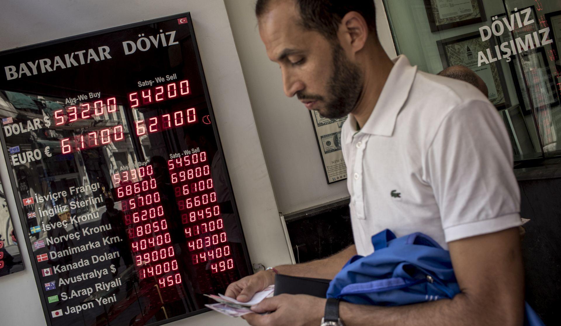 Sprema li se Turskoj gospodarska i financijska kriza?