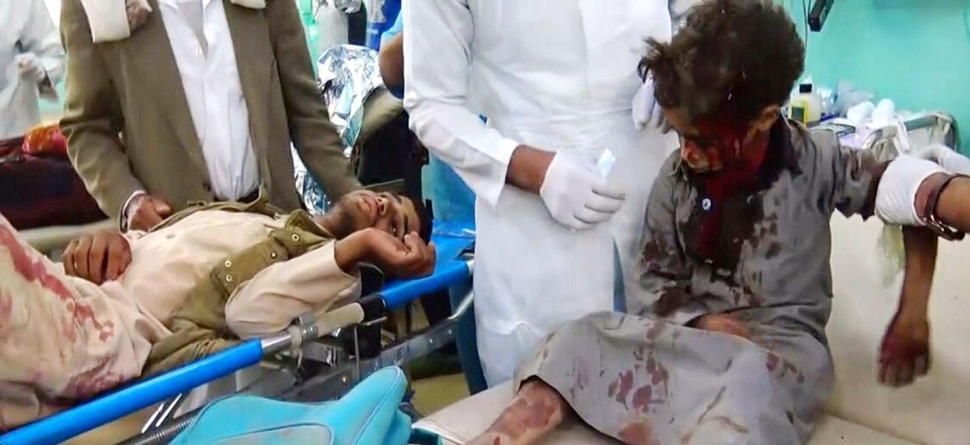 JEMEN U napadu ubijeno 29 djece, Guterres traži hitnu istragu