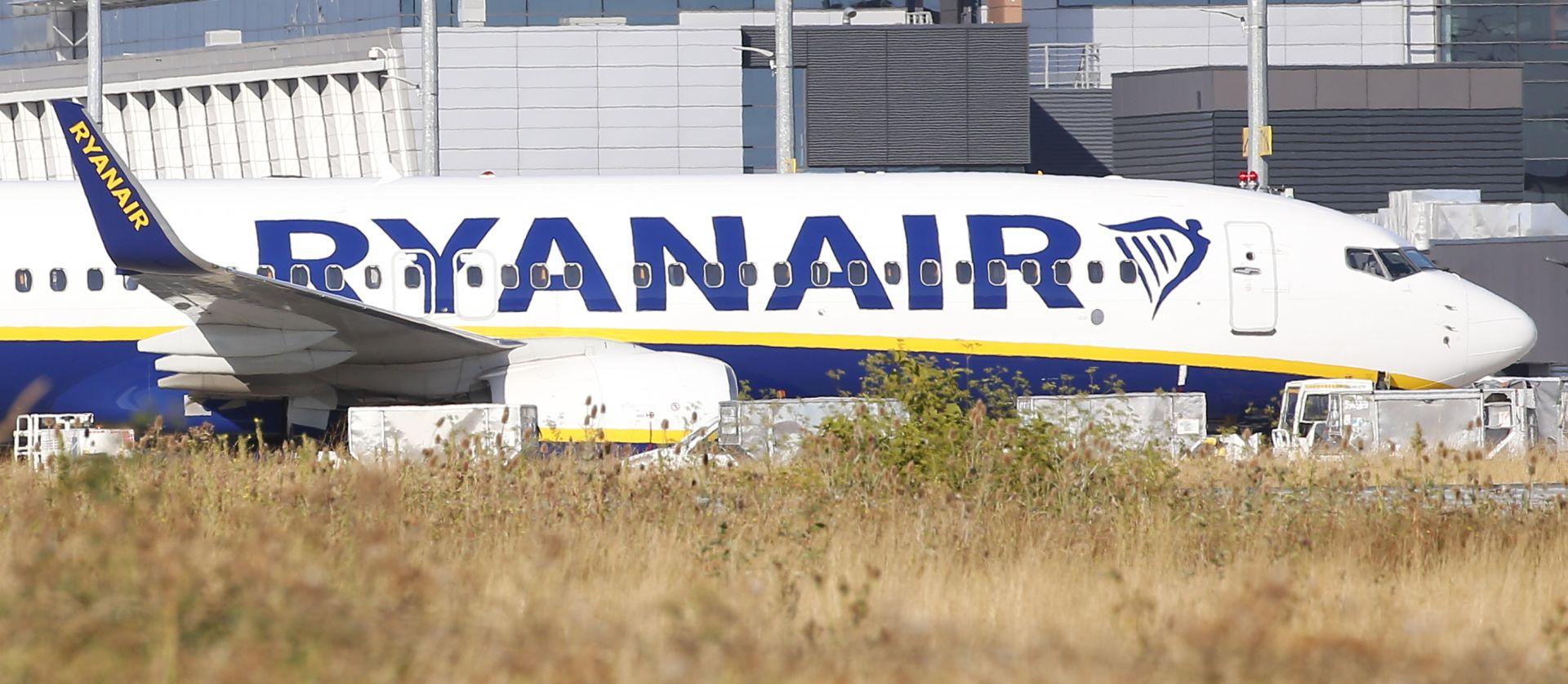 Štrajk Ryanairovih pilota izazvao kaos na vrhuncu sezone