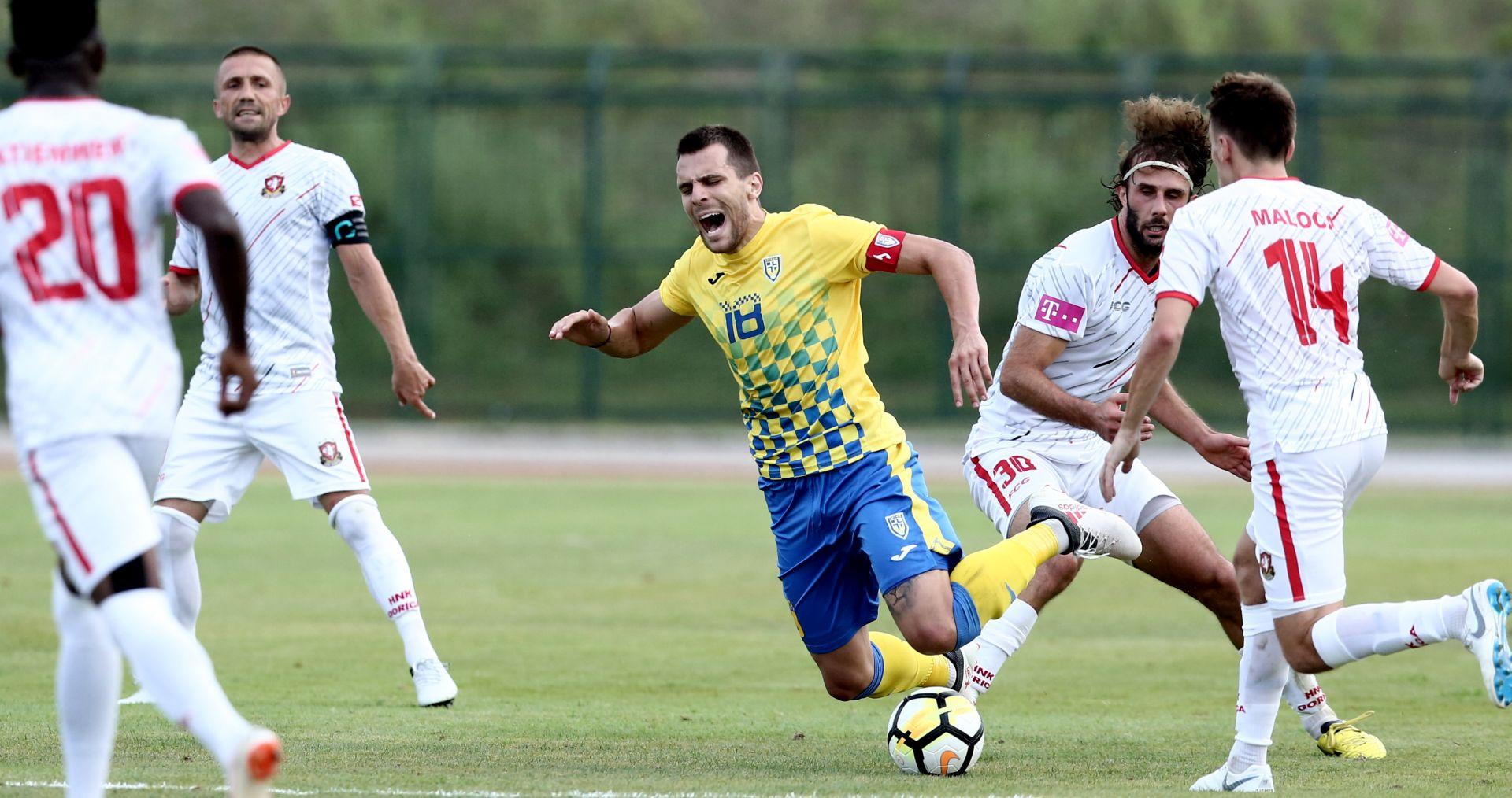HNL Inter slavio protiv Gorice