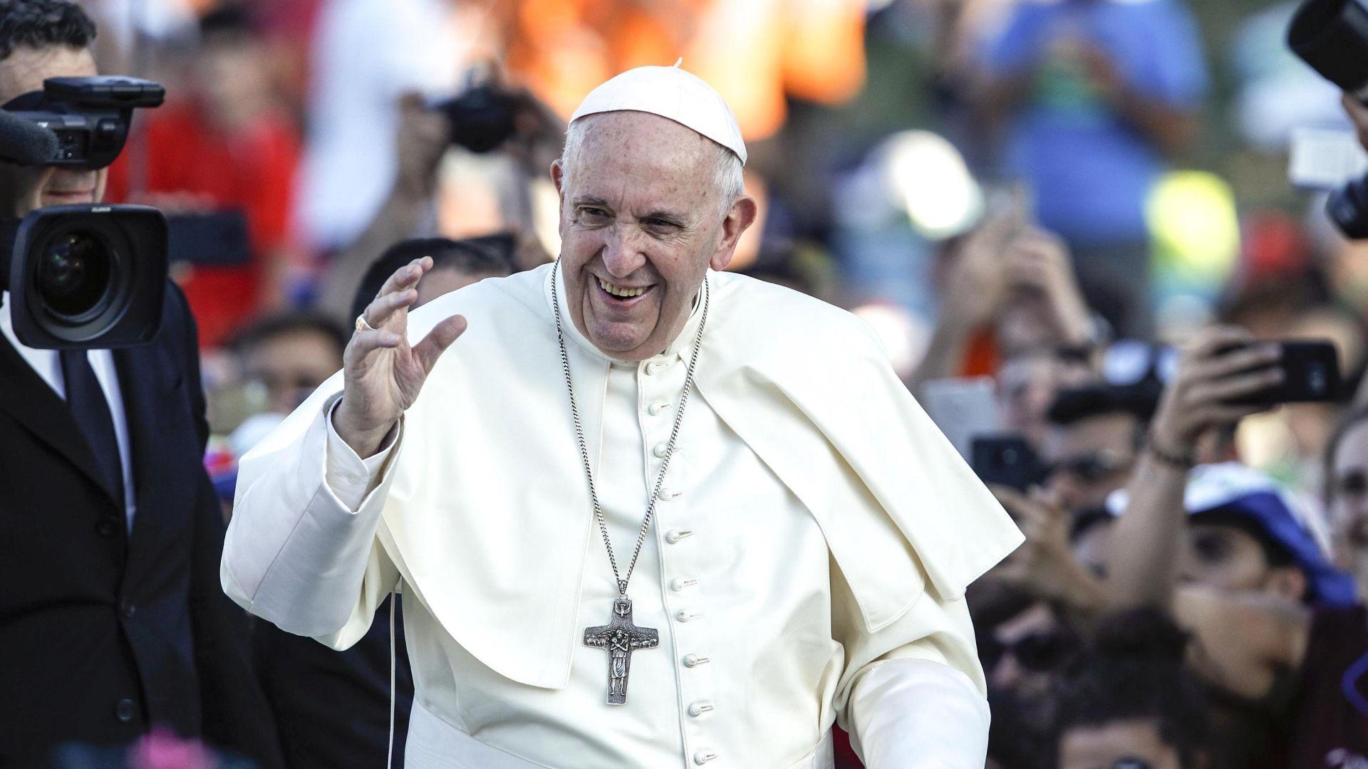 Papa u Rimu kritizirao slobodu bez ograničenja