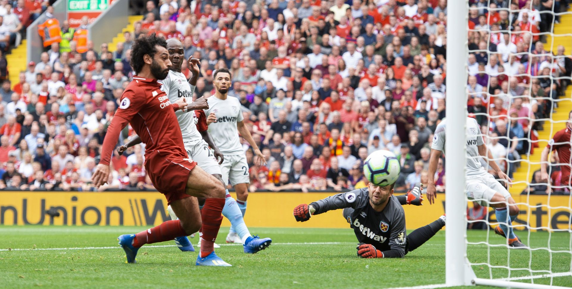 PEMIERLIGA Liverpool zabio četiri gola West Hamu