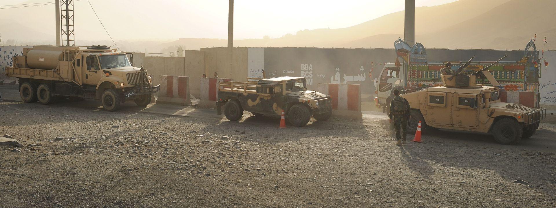 Deseci mrtvih u talibanskom napadu na afganistanske snage sigurnosti