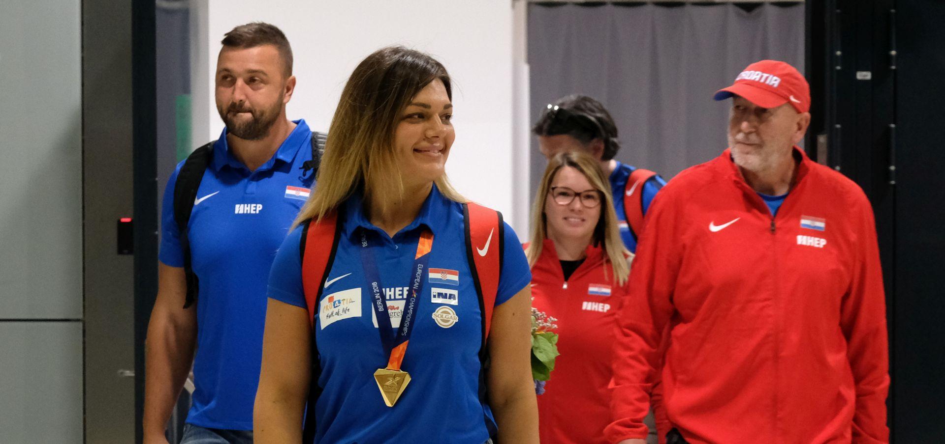 Atletika: sastav reprezentacije Hrvatske za Ekipno prvenstvo Europe – 2. liga