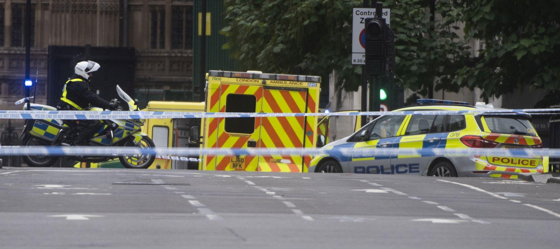 Identificiran osumnjičeni za napad na londonski parlament