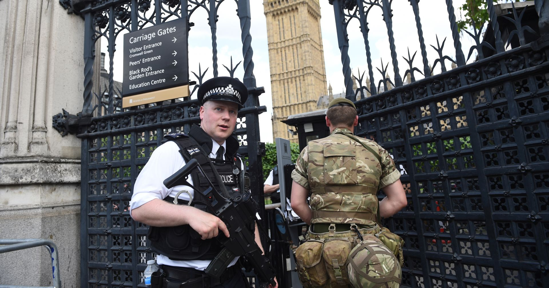 U pucnjavi u Londonu ranjene tri osobe