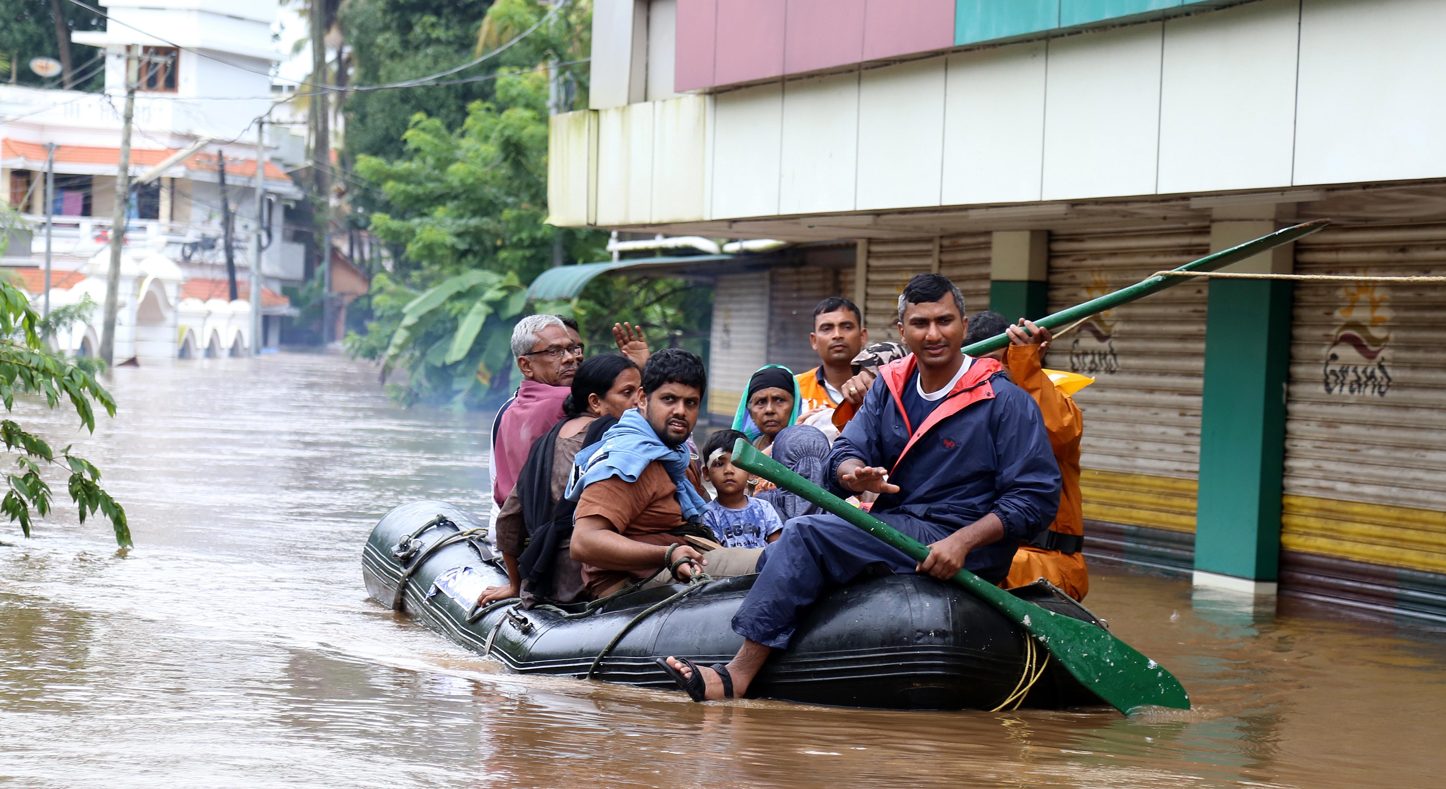 Stotine mrtvih u nezapaćenim monsunskim poplavama u Indiji