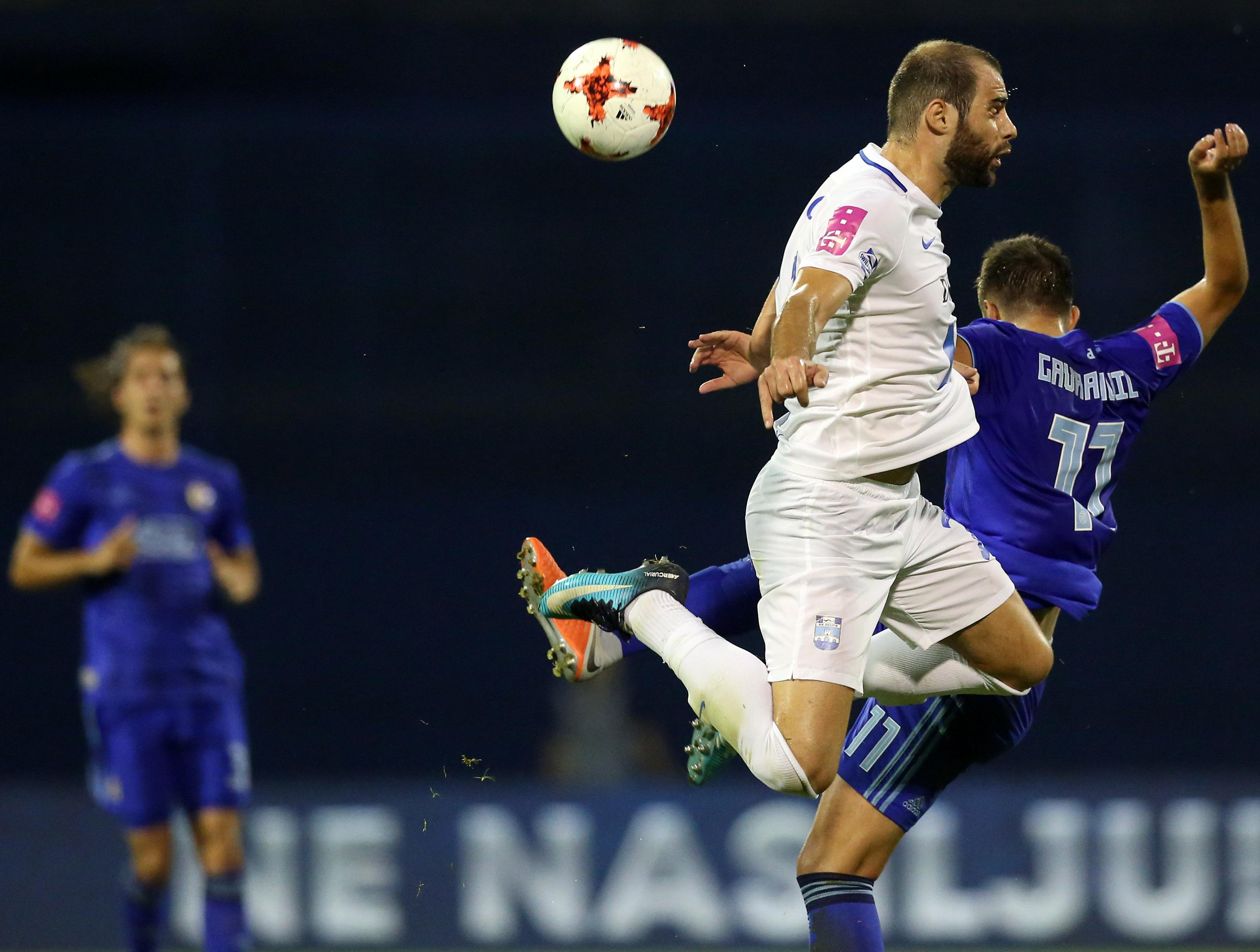 Dinamo pobijedio Osijek i zasjeo na vrh ljestvice